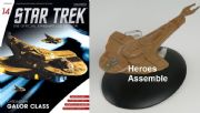 Star Trek Official Starships Collection #014 Cardassian Galor Eaglemoss
